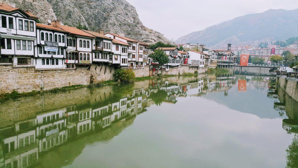 Amasya/Yalıboyu Evleri