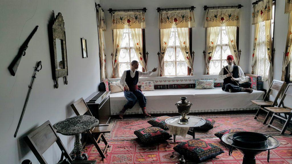 15 ve 16.yüzyıl Anadolu Evi Örneği