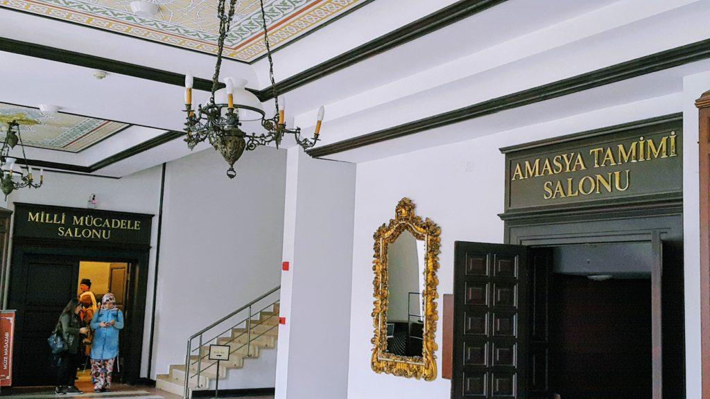 Amasya 'da Gezilecek Yerler; Milli Mücadele Müzesi