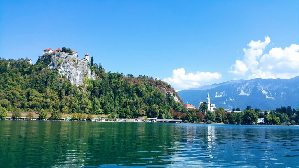 Tabiatın Tüm Güzelliklerini Barındıran, Bled Gölü