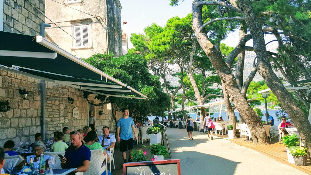 Hırvatistan Gezilecek Yerler Listesinde; Tarih, Doğa ve Denizinin Bir Arada Olduğu, Old Town Korcula