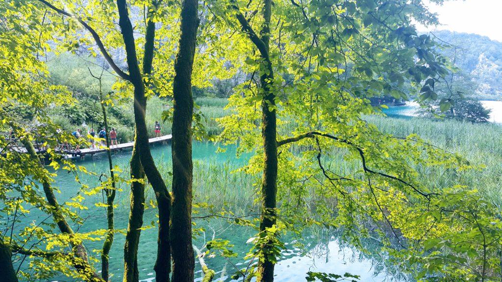 Plitvice Ulusal Parkı