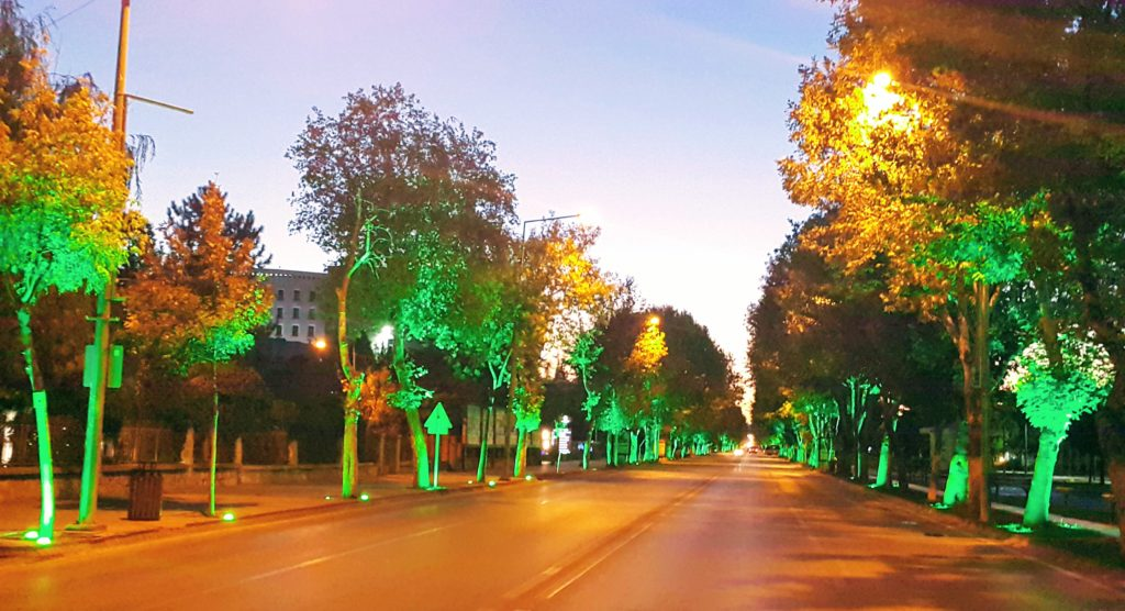Malatya İnönü Caddesi