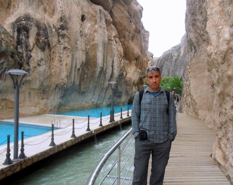 Darende Tohma Çayı Kanyonu