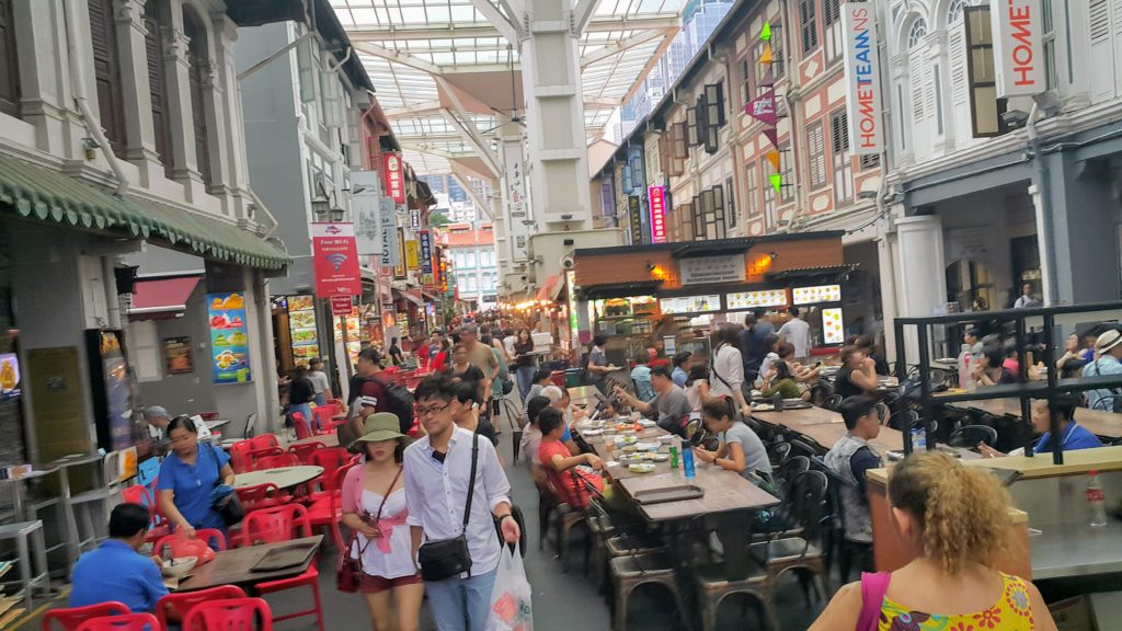 Singapur Çin Mahallesi