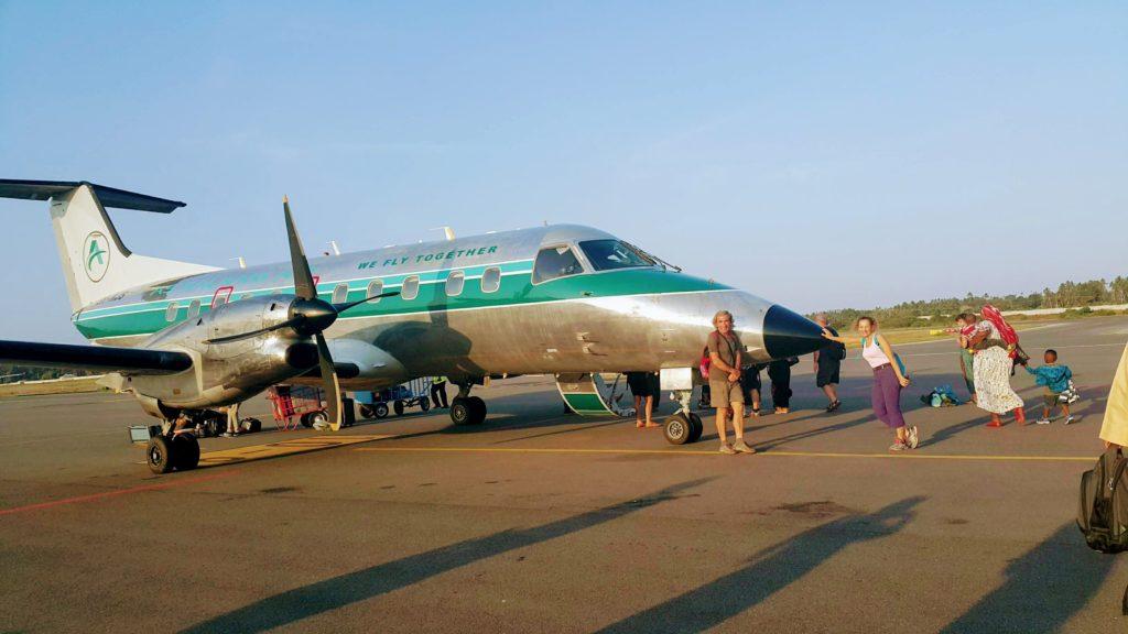 30 Kişilik Minik Uçağımız