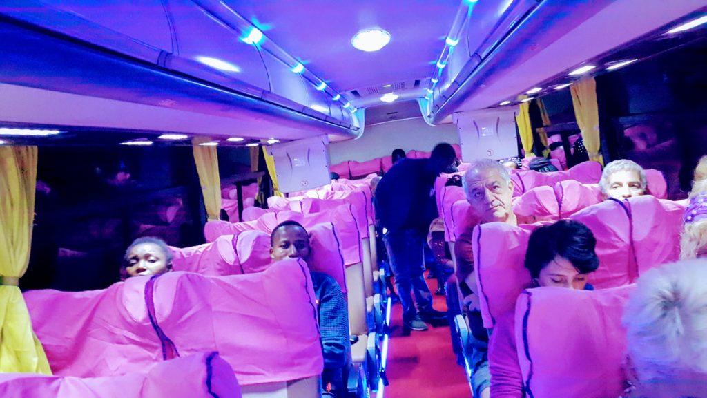 Gece Kulübümsü Otobüsümüz