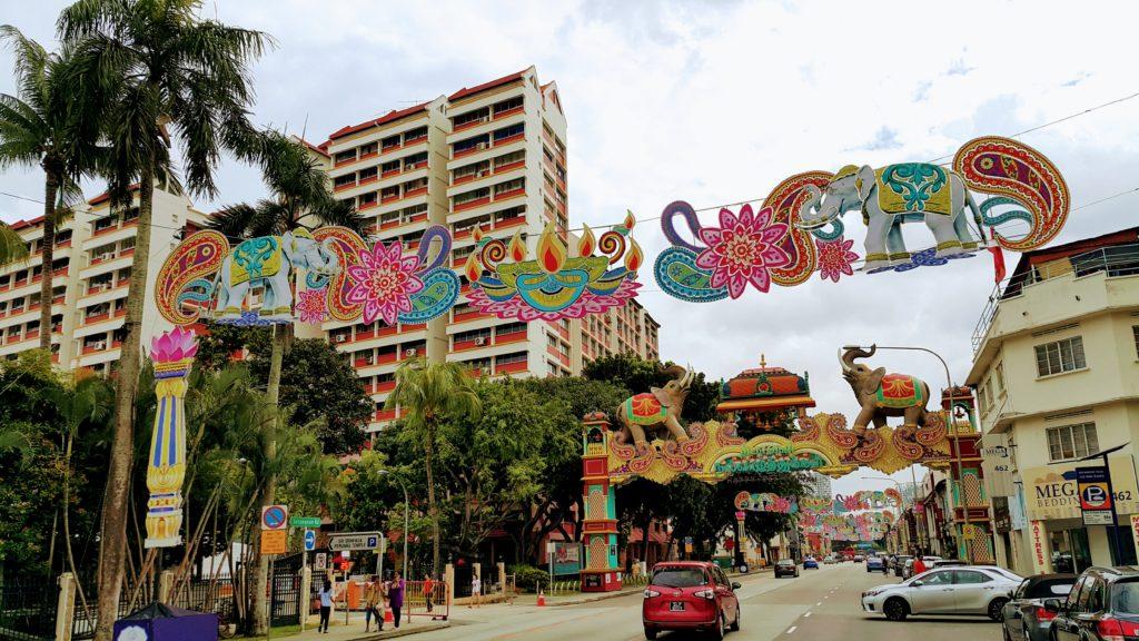 Singapur Hint Mahallesi