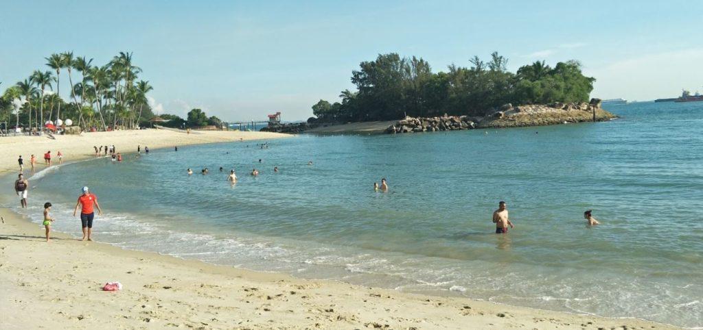 Sentosa Plajı