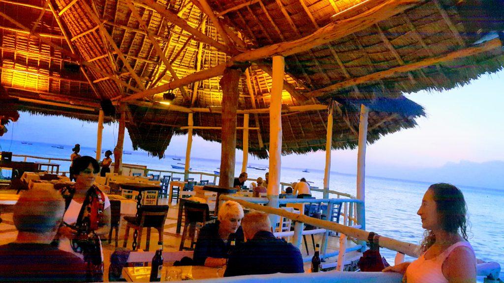 Zanzibar'da İstanbul Restorant
