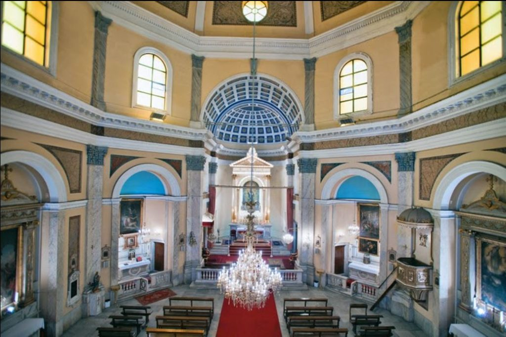 Vosgeperan Ermeni Katolik Kilisesi
