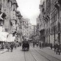 Eski İstiklal Caddesi