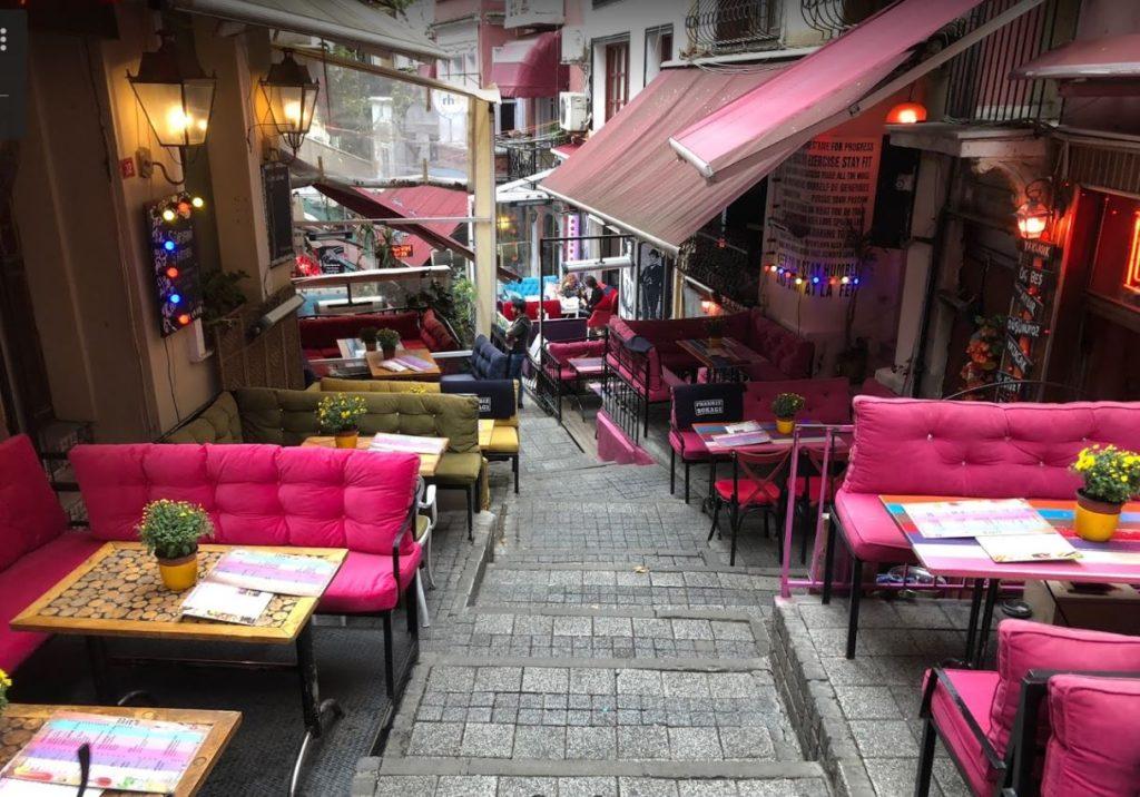 Fransız Sokağı / Cezayir Sokağı