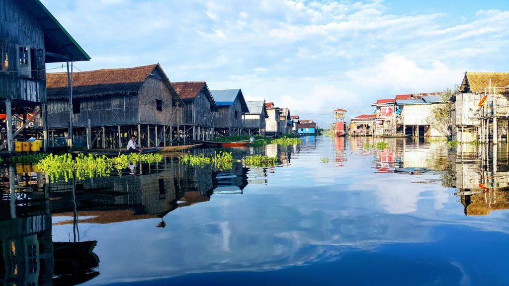 Göl İnsanları ile Köyleri ve Evleri
