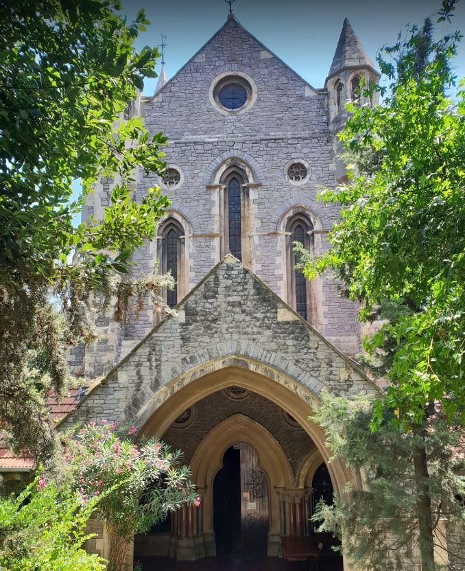 Kırım (Anglikan) Kilisesi