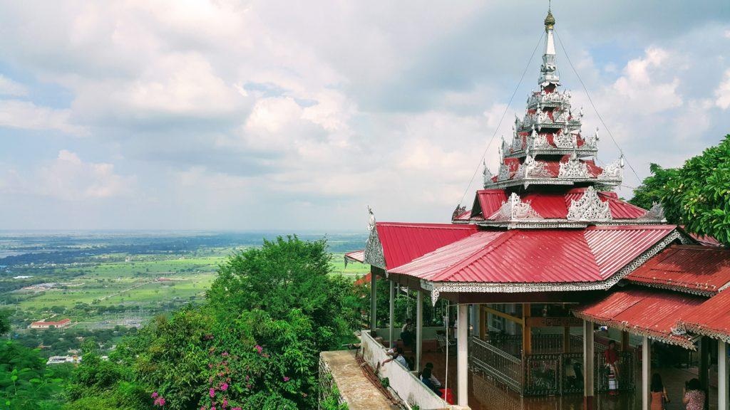 Mandalay Su Taung Pyae Pagoda