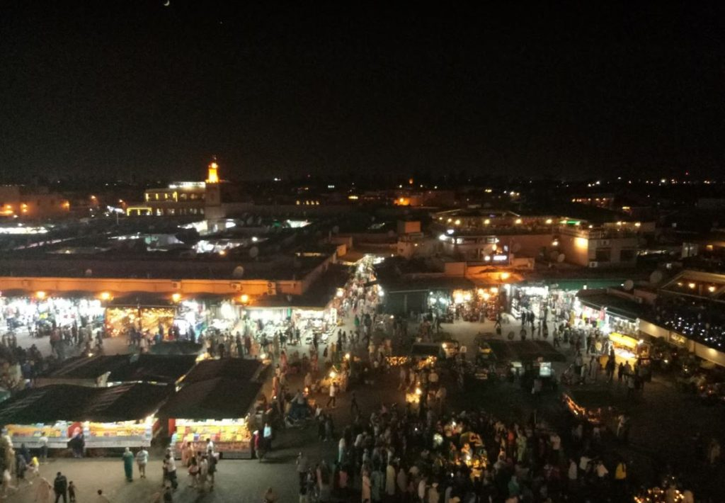 Marekeş Meydanı/Jemaa el Fna