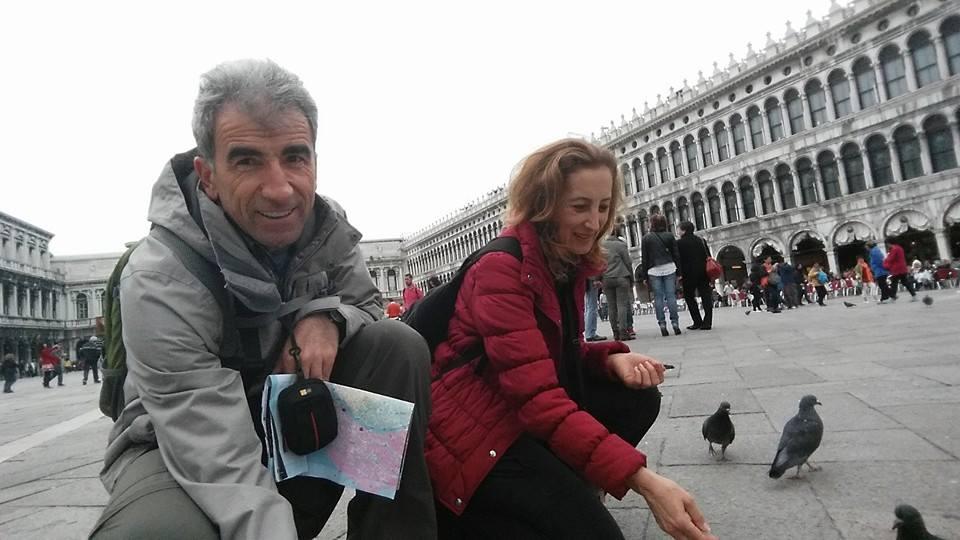 Venedik San Marco Meydanı