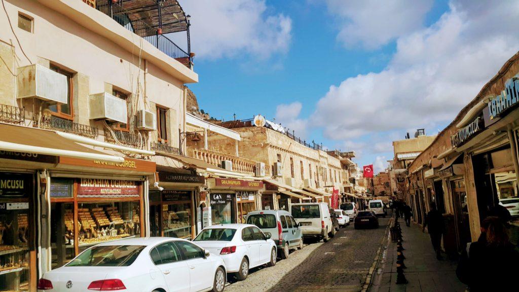 Eski Mardin 1. Cadde