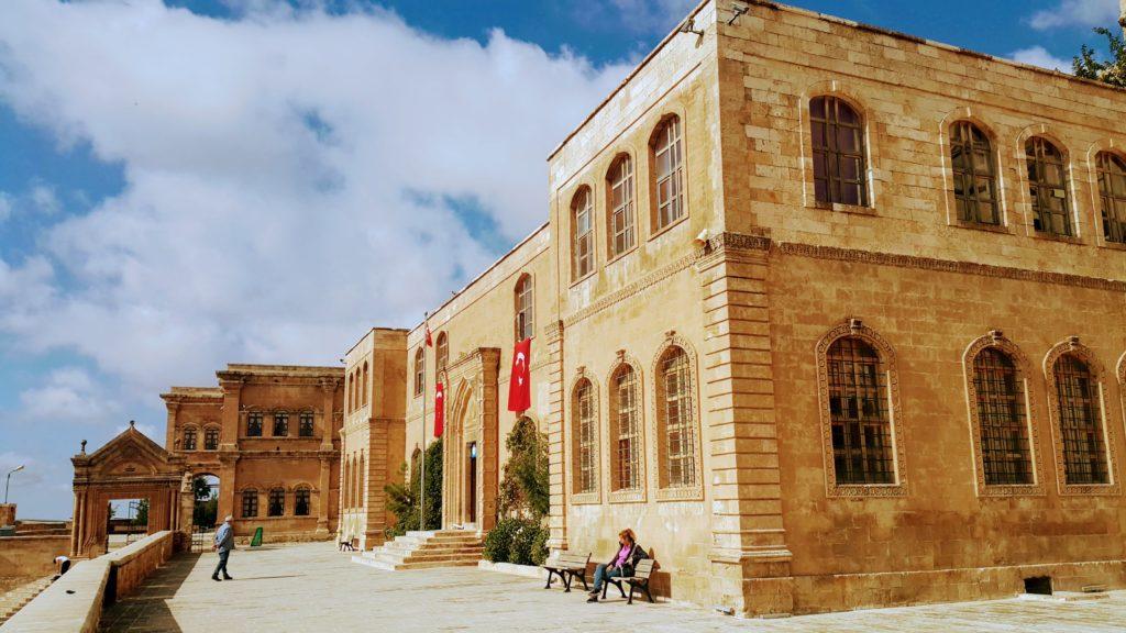 Tarihi Kız Meslek Lisesi Binası