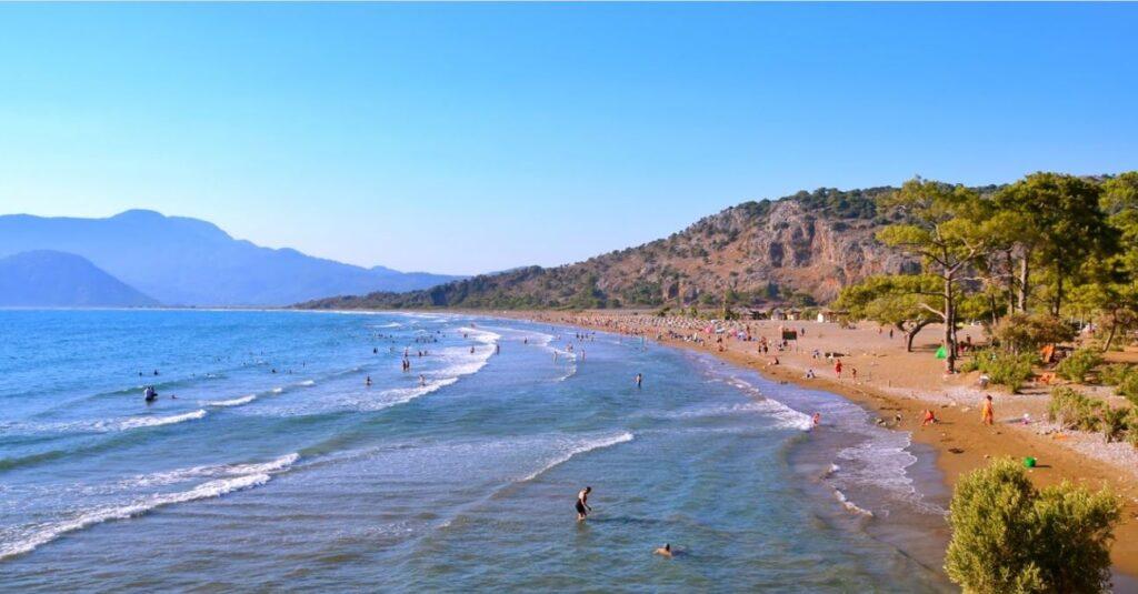 İztuzu Plajı Doğu Kısmı