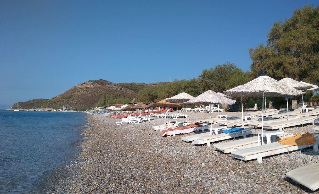 Datça gezilecek yerler, Datça Palamutbükü Plajı
