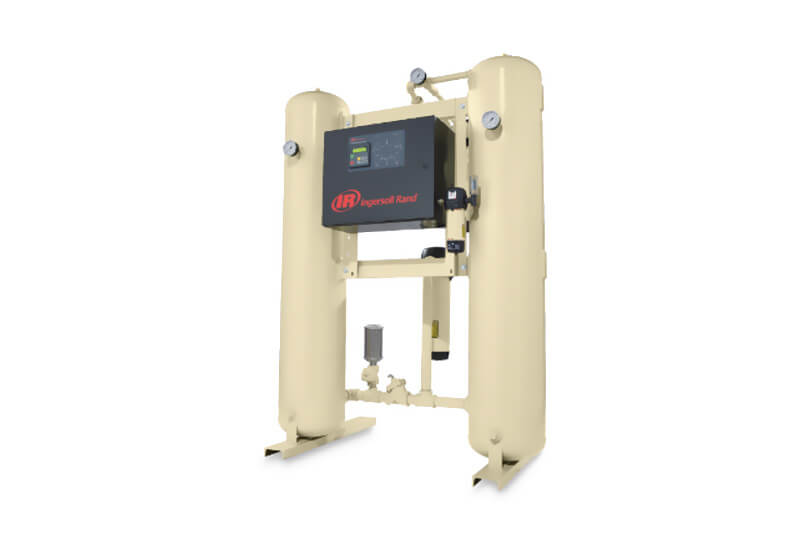 Externally Heated Desiccant Air Dryer