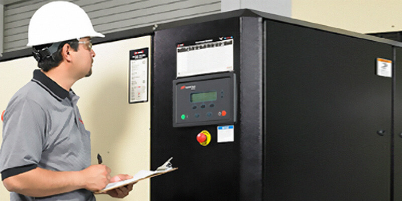 Ingersoll Rand Compressed air systems