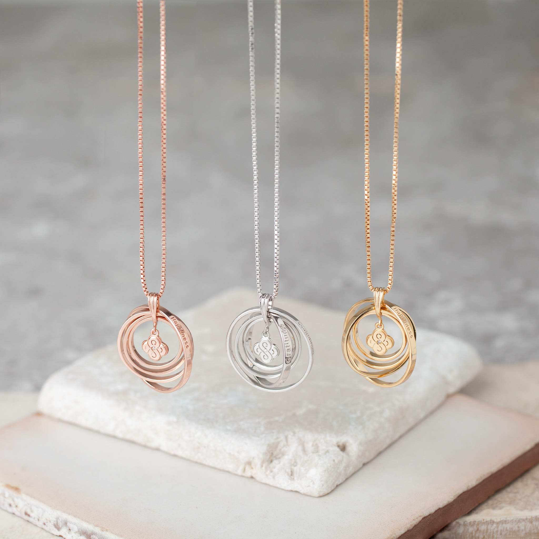 Synergy Infinity Necklace