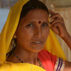Goan woman