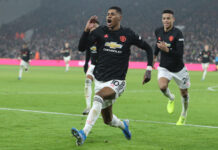Rashford, attaccante Manchester United