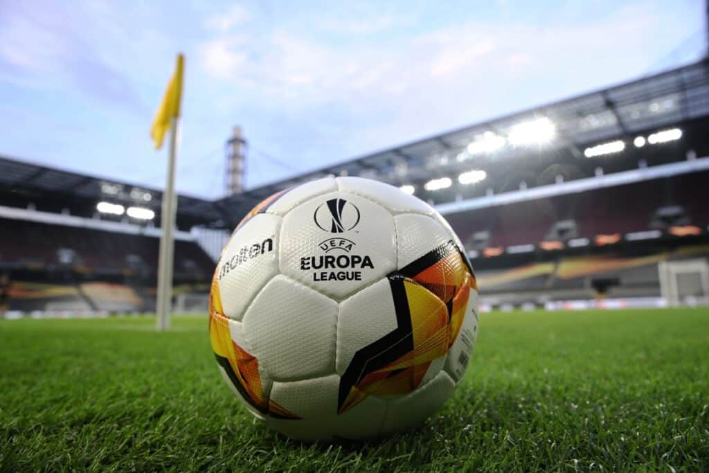 pallone Europa League