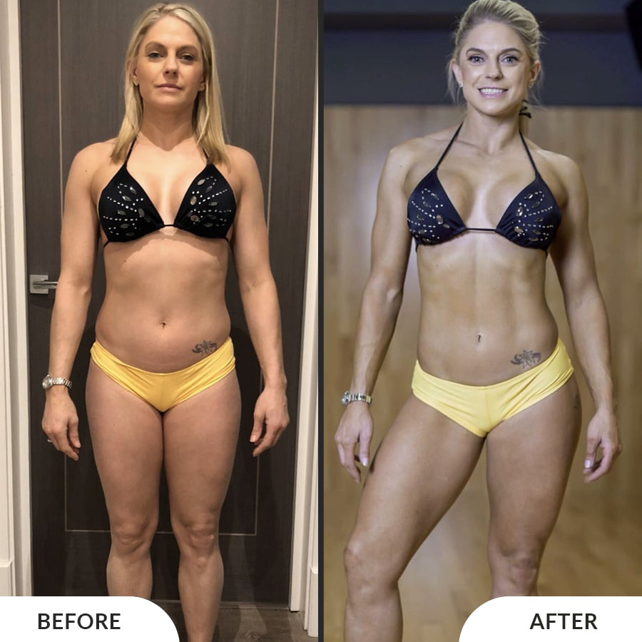 Claire Aves Fitness Testimonial