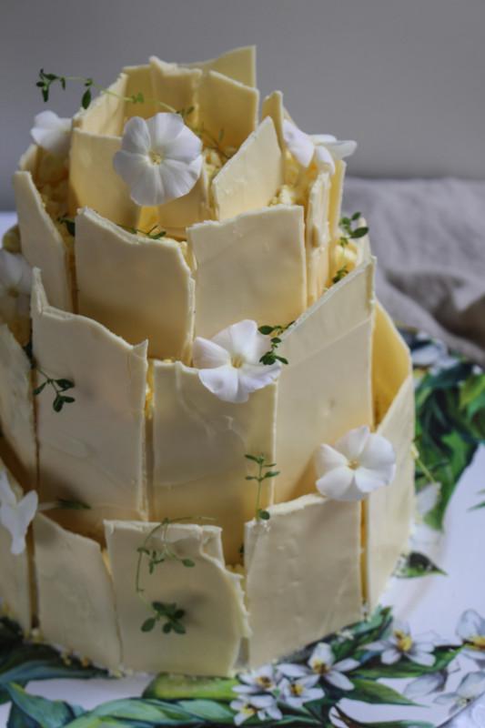 lemon poppy seed chocolate shard cake-1-4