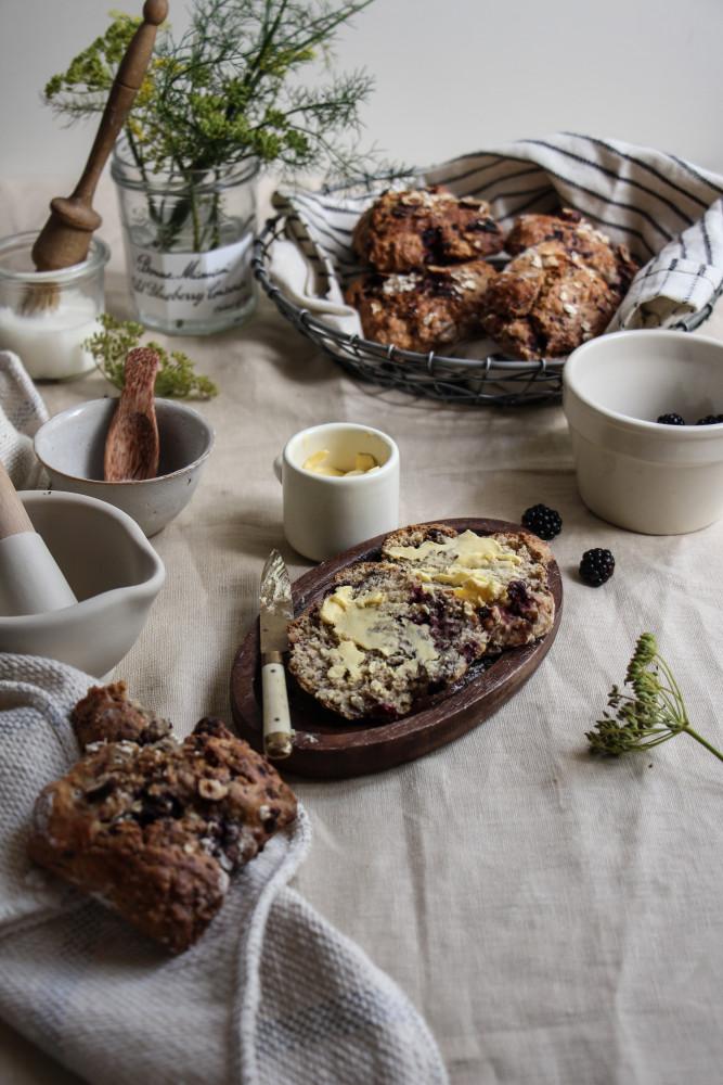 blackberry ginger scones with fennel sugar-1-15