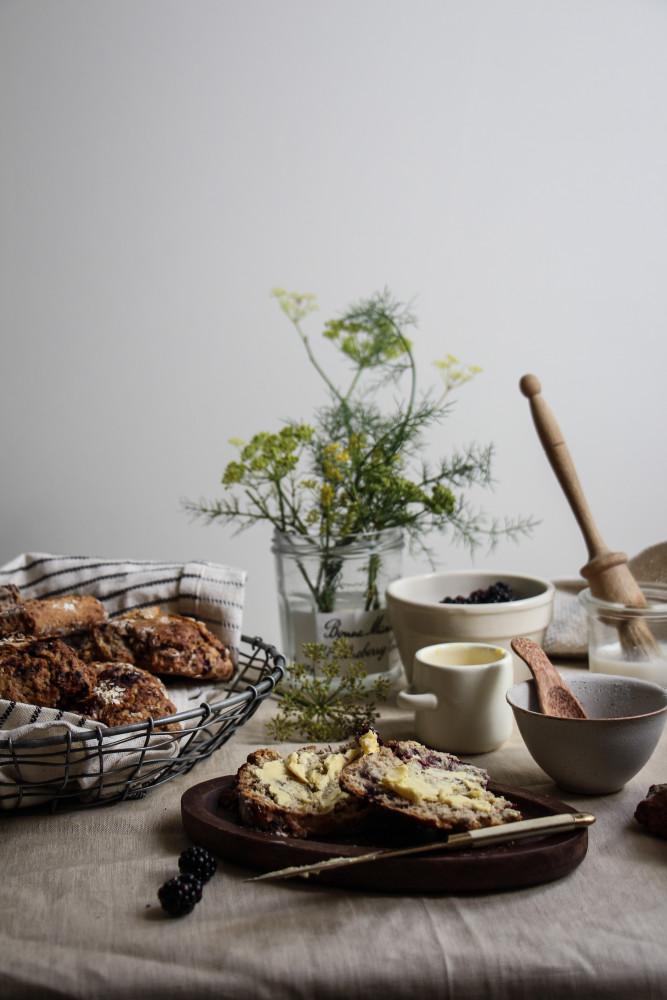 blackberry ginger scones with fennel sugar-1-21