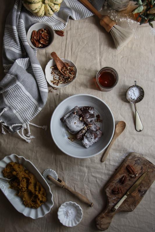 cocoa pumpkin pie fried ravioli-1-19