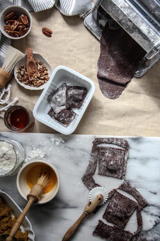 cocoa pumpkin pie fried ravioli-1-16
