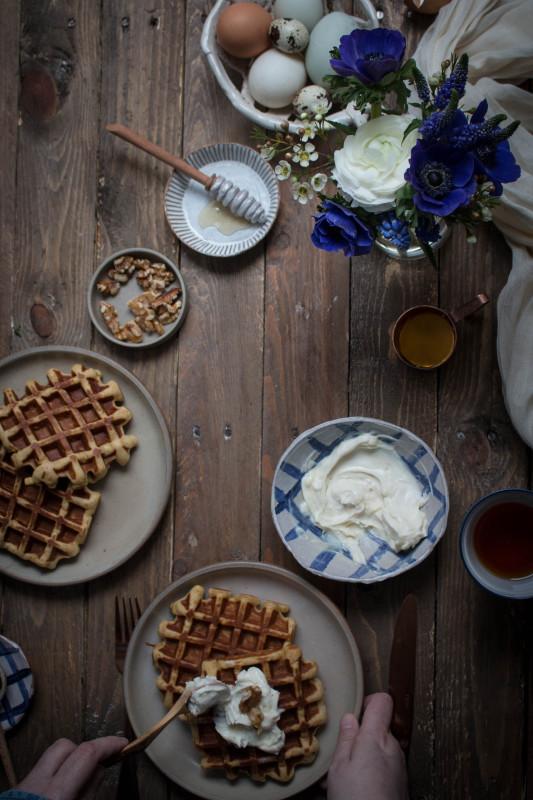 carrot cake waffles-1-7