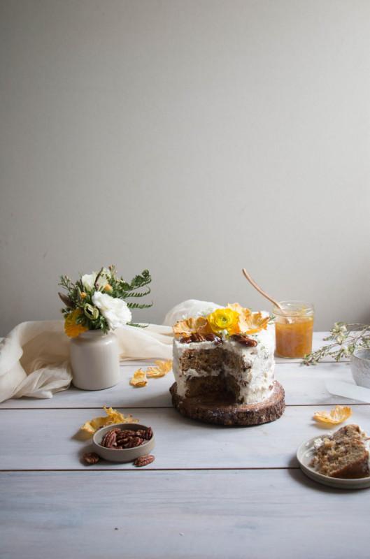 hummingbird cake with pineapple lime jam-1-18
