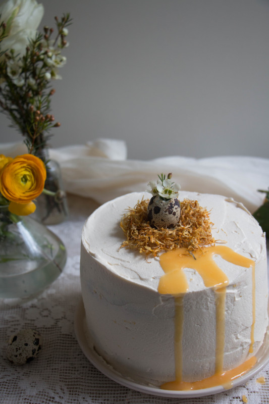 lemon poppy seed cake with honey black tea frosting-1-34