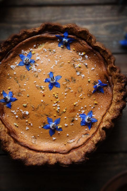 borage honey pie-1-15-11