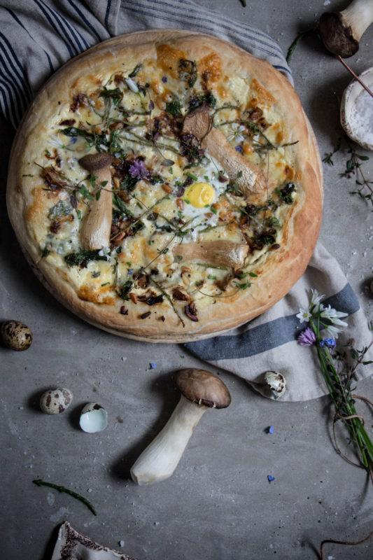 garlic mushroom pizza-1-7