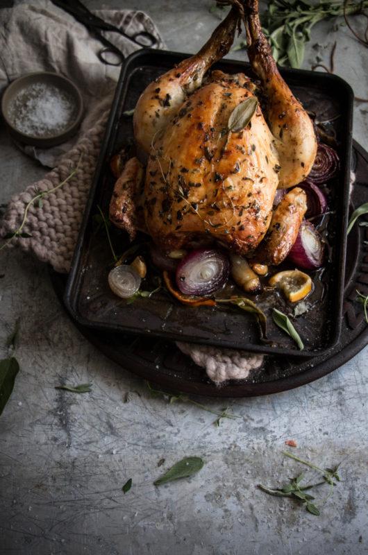roast chicken -1-2-1