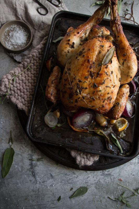 roast chicken -1-6