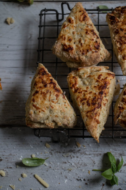 cheese and zucchini buttermilk scones-1-6
