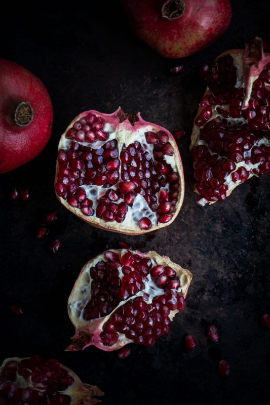 chestnut-cookies-with-pomegranate-glaze-1-21-1