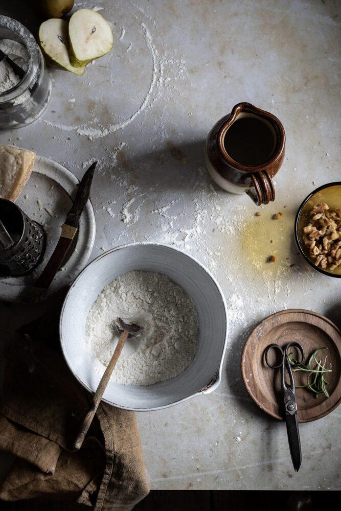 recipe prep