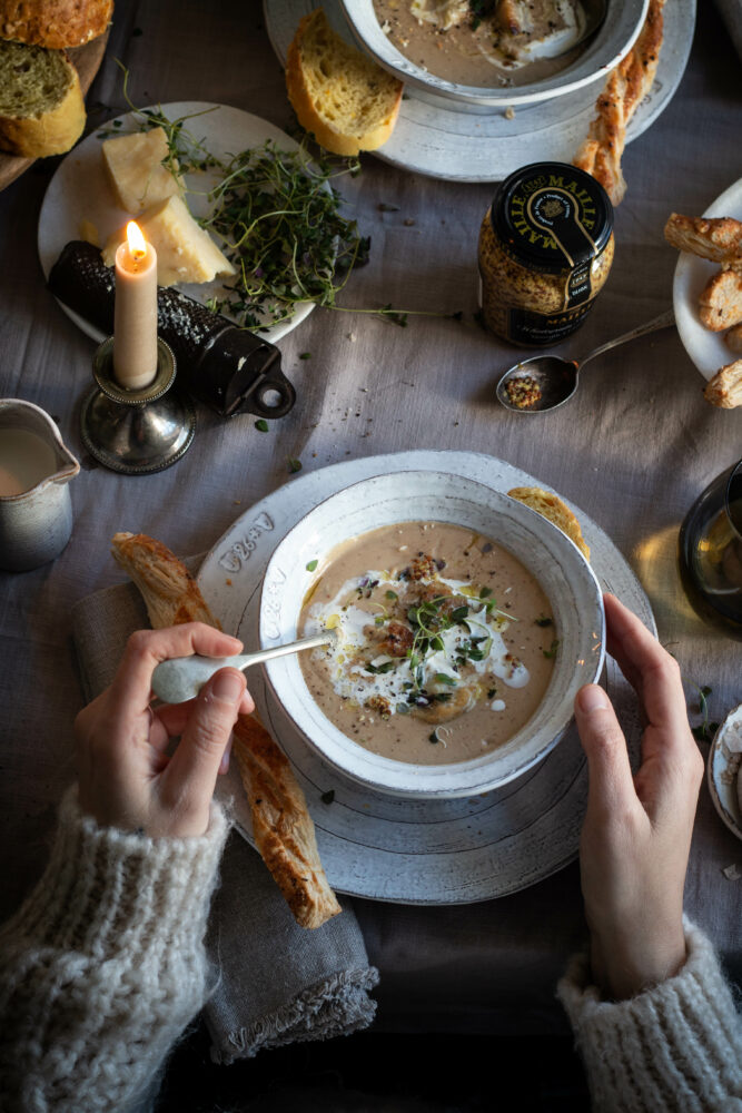 3 roasted soup recipes