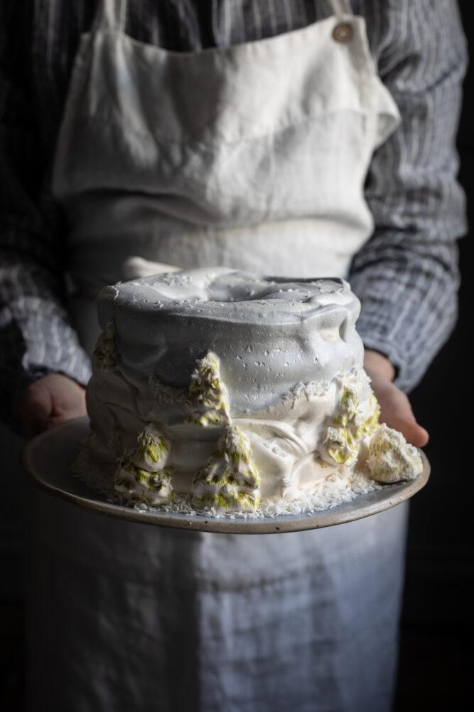 meringue spanische windtorte